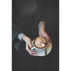 A moment with coffee