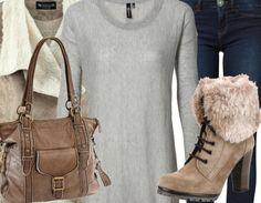 Stylisch in den Winter - http://stylefru.it/s87473