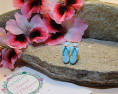 Hey, I found this really awesome Etsy listing at https://www.etsy.com/uk/listing/479075493/light-blue-flip-flop-with-white-dot-and