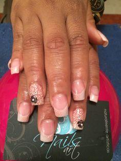 Nail art, acrylic nails, nails