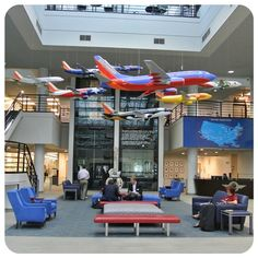 Southwest Airlines Headquarters. Dallas, TX