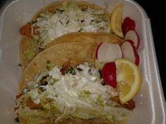 Mr. Albert Mexican Food,La Habra,CA: Fish Tacos