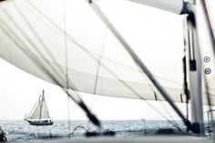 sailboats. ocean. running away... kbye.