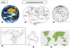 représentations de la Terre