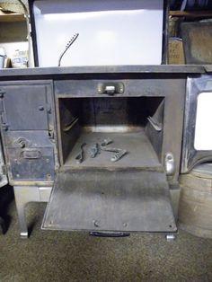 Decorative Vintage McClary Triumph Kitchen Stove - The Old Attic Store