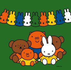 Miffy, a longtime favorite of children around the world, has just launched Miffy Fun, which offers new and engaging activities for young children. From baking to crafts, Miffy Fun provides a grea… Book Cover Design, Book Design, Miffy, Children Images, Young Children, Lucky Day, All Things Cute, Cute Characters, Illustrations And Posters