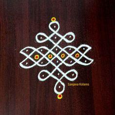 Simple Rangoli With Dots, Simple Rangoli Border Designs, Rangoli Designs Latest, Latest Rangoli, Rangoli Designs Flower, Rangoli Patterns, Free Hand Rangoli Design, Small Rangoli Design, Rangoli Ideas