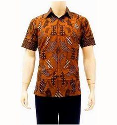 baju batik pria hp176