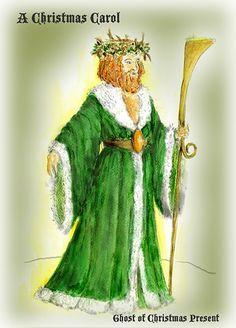 Mrs. Fezziwig | A Dickens Christmas Carol | Pinterest