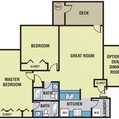 500 sq ft studio apartment one bedroom 550 sq ft two for Apartment 2d plans