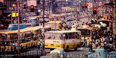 Ônibus da empresa Viação São José, carro 105 162, carroceria CAIO Bela Vista, chassi Mercedes-Benz LPO-1113. Foto na cidade de São Paulo-SP por B.R.A.B.U.S |Especial 1100º Post, publicada em 31/03/2013 23:14:02.
