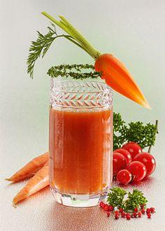 Detox-Diät - Kur 7. Tag: Zwischenmahlzeit - Vitamindrink