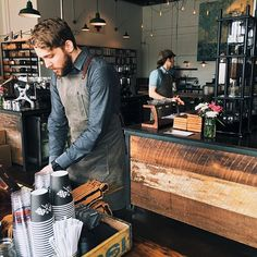 shootforthestarwars:  ashgatsby:  at Barista Parlor   My heart.