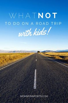 Heading out on a road trip with the kids? Here are a few tips from a travelling pro, who has made her fair share of mistakes! Good luck and happy driving!