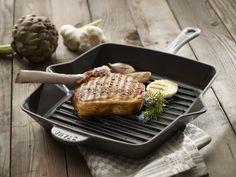 Staub Graphite Gray Grill Pan