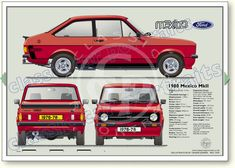 Classic Car News Pics And Videos From Around The World Classic Cars British, Ford Classic Cars, Ford Orion, Ford Rs, Ford 2020, Ford Escort, Escort Mk1, Old School Cars, Cars Uk