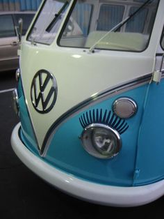 One day I'll have a VW bus...