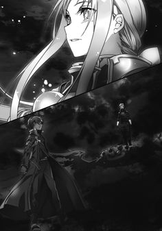 Alice getting taken away by Integrity Knight Deusolbert Synthesis Seven Alice helping Kirito in...