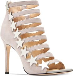 Katy Perry Stella Star Studded Sandals Women's Shoes