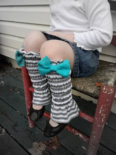 supercute leggings you can make on ur own....wish i knew how to sew!!