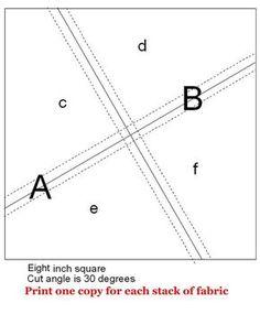 Twister/SquareDance Pattern