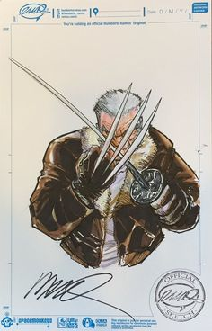 Old Man Logan by Humberto Ramos