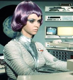 Gabrielle Drake (Nick's sister, by the way..)