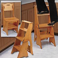 convertible step stool