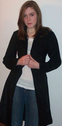 Coats and Jackets that were sewn, sewing coats and jackets, how to make a flat-felled seam. I used to have a jacket like that. I loved it but someone stole it. Now I can make my own! Yay