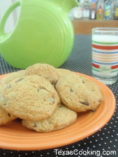 Sour Cream Chocolate Chip Cookies recipe