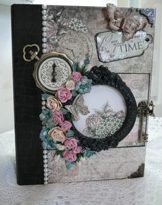 Heartfelt Creations Once+Upon+a+Time+Mini+Album - Scrapbook.com