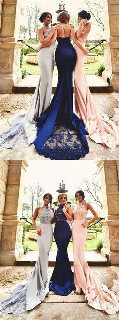 Prekrasna najnoviji modni dizajn Seksi Halter Lace Mermaid Priuštivu vjenčanje vjenčanica haljine, WG47