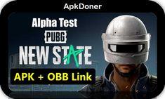 PUBG New State Alpha Test APK OBB+Link Free Download For Android - ApkDoner