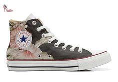 Make Your Shoes Converse Customized Adulte - chaussures coutume (produit artisanal) Summer Paisley size 46 EU pMpSRelDO