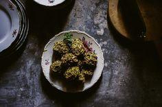 Croquetas de Calabacín, Quinoa y Menta