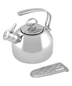1.8 QT Stainless Steel Classic Teakettle by Chantal #zulily #zulilyfinds
