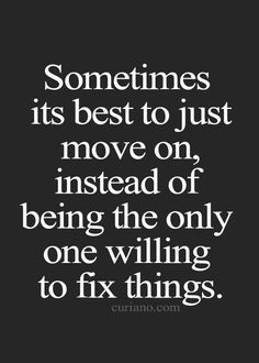 And clearly I was the only one and still am who wants to fix it. Sorry, but I don't have time for that stress anymore...✌゚