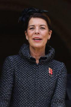 Princess Caroline, November 19, 2015   Royal Hats