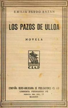 Los Pazos de Ulloa / Emilia Pardo Bazán - Madrid : Compañía Iberoamericana de Publicaciones, 1930