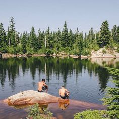 16 Unreal Swimming Spots You Can Visit In British Columbia Best Swimming, Swimming Holes, Places To Travel, Places To See, Travel Destinations, Gros Morne, Canadian Travel, Travel Goals, Vacation
