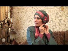 Hijab Tutorial # 11(Elegant Hijab w/ Twisted Flower)