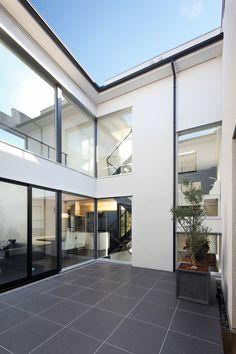 Patio, Backyard, Asian Interior, Future House, Tiny House, Outdoor Living, New Homes, House Design, Interior Design