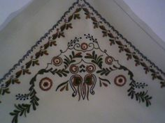 Folk Art, Embroidery, Needlepoint, Popular Art, Crewel Embroidery, Embroidery Stitches