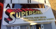 'Supergirl' TV Pilot Begins Shooting, Set Photos Released -- Executive producers Andrew Kreisberg, Greg Berlanti and Ali Adler share the first photos from the set of CBS' 'Supergirl' pilot. -- http://www.movieweb.com/supergirl-tv-show-production-start-set-photos