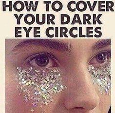Under-eye circles be gone - Imgur