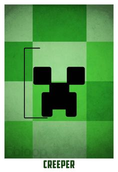 My children's favorite: The Creeper (from Minecraft)