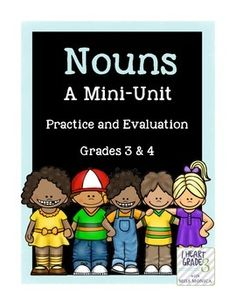 Thank you for visiting my TpT's Store!  Here are a few suggestions to get you started teaching and learning with your students!  With these worksheets, your students will be able to practice their common and proper nouns skills and you will be able to assess their progress.