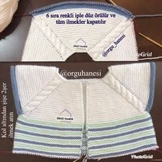 Baby Boy Knitting, Knitted Baby Clothes, Baby Cardigan, Elsa, Pullover, Photo And Video, Boys, Sweaters, Instagram
