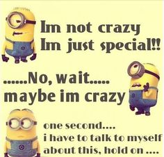Funny Minion Quotes gallery (11:57:51 PM, Tuesday 23, June 2015 PDT) – 10 pics