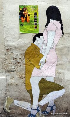 C'était bien l'amour sur les murs   Artskills